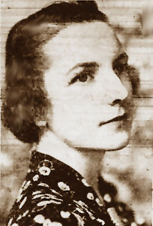 Evelyn <I>Booth</I> Clapp