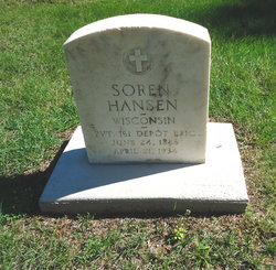 Soren Hansen, Jr