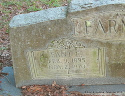 Fant Ellis Farmer, Sr