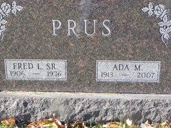 Fred L. Prus, Sr