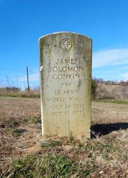 James Solomon Conkin