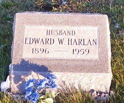 Edward Wilbur Harlan