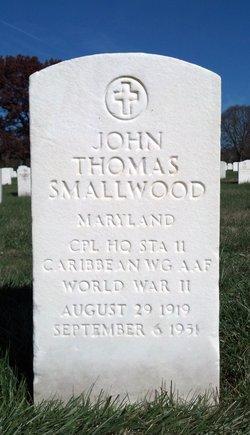 John Thomas Smallwood