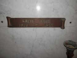 "Katherine ""Kattie"" <I>Jacoby</I> Nash"
