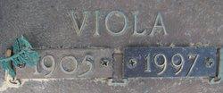 Eva Viola <I>Hogue</I> Stanford