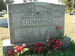 Mae <I>Eckman</I> Cummings
