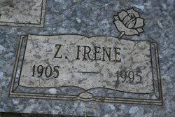 Zella Irene <I>Devin</I> Hanel