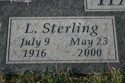 Lewis Sterling Hanel