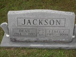 Ethel Grace <I>Beoddy</I> Jackson