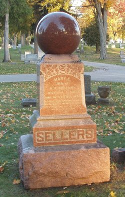 Mary E Sellers