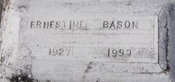 Ernestine Bason