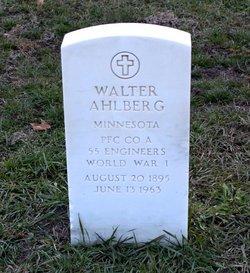 Walter Ahlberg