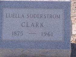 Louella <I>Soderstrom</I> Clark