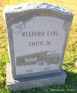 """Rexford Earl """"Pete"""" Smith, Jr"""