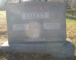Henry M. Ellett