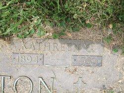 Kathreen <I>Grosvenor</I> Johnston