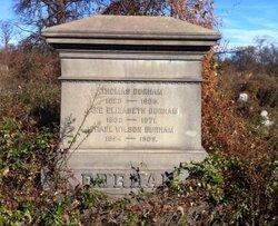 Jane Elizabeth <I>Norris</I> Durham