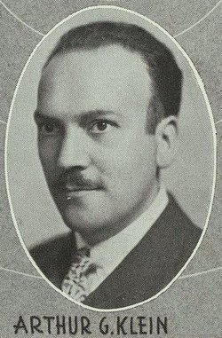 Arthur George Klein