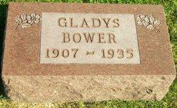 Gladys Lillian <I>Crane</I> Bower