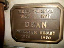 Nell <I>Parker</I> Dean