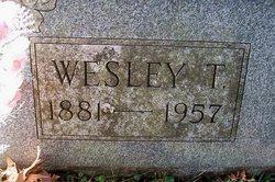 Wesley T Hatch