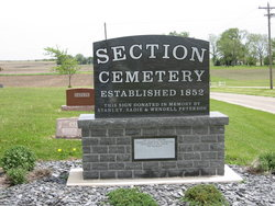 Section Cemetery