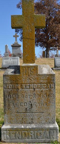 John Kendrigan