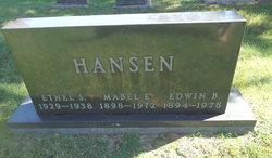 Ethel S Hansen
