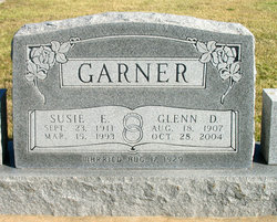 Susie E. <I>Bayliff</I> Garner