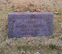 Walter Grant Parrett