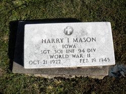 Harry I Mason