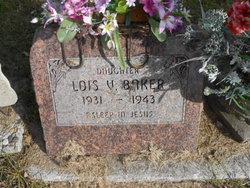 Lois Vondale Baker
