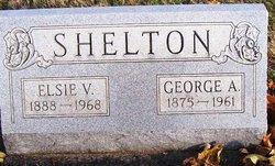 George A Shelton