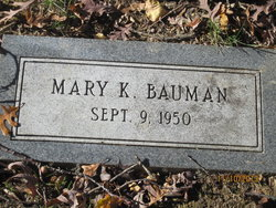 Mary Bauman