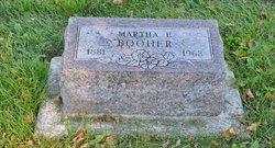 Martha E. Booher