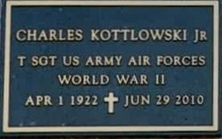 Charles Frank Kottlowski