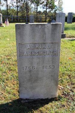 """Adrial """"Royal"""" Farnsworth"""