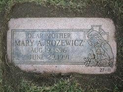 Mary A. Rozewicz