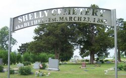 Shelly Cemetery