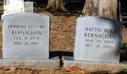 Hattie <I>Byrd</I> Kernaghan