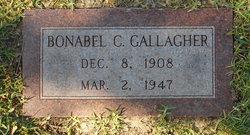 Bonabel <I>Curran</I> Gallagher