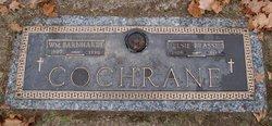"William Barnhardt ""Barney"" Cochrane"