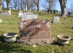 Dorothea A. <I>Palmer</I> Geraw