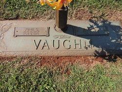June <I>Clinton</I> Vaughn