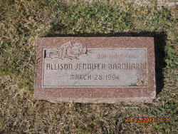 Allison Jennifer Barnhart