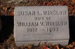 Susan Luther <I>Canedy</I> Winslow