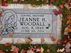 Jeanne H. <I>Feaman</I> Woodall