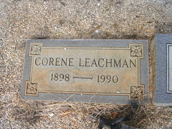 Corene Leachman