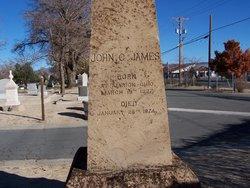 John C. James