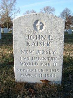 John L Kaiser